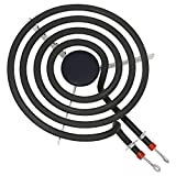 660532 6-Inch MP15YA 4 Coil Electric Range Surface Burner Coil Element Compatible with Frigidaire Kenmore Electrolux Range Cooktop 316439801 77001106 ERS46Y15 AP4502986(1500w)
