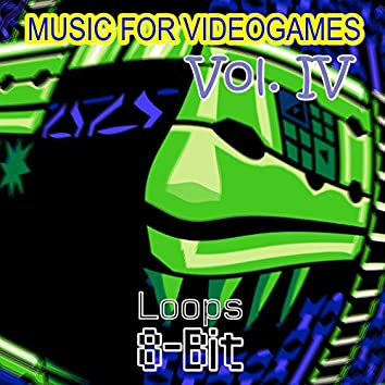 Music for 8-bit Games Vol. IV (Royalty Free)