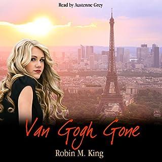 Van Gogh Gone audiobook cover art