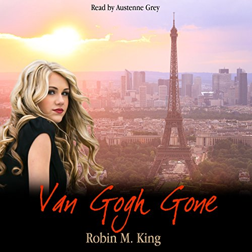 Van Gogh Gone audiobook cover art