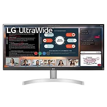 LG 29WN600-W 29  21 9 UltraWide WFHD IPS HDR10 Monitor with FreeSync Silver