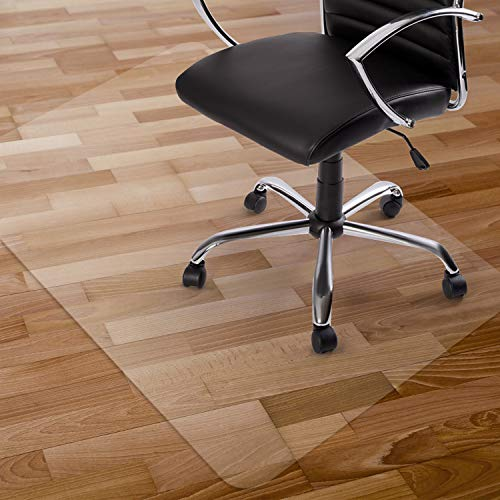 43 X 35 Office Computer Chair Mat for Hard Floor,Red GTRACING Chair Mat for Hardwood Floor