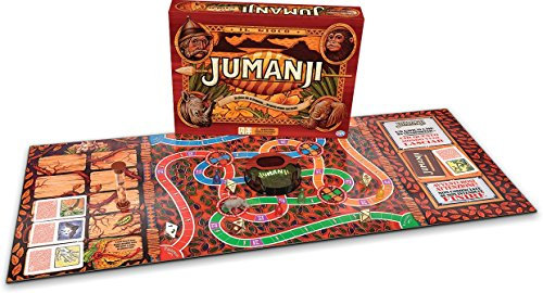 Editrice Giochi - CGI ADG Jumanji The Game EIT, Multicolor, 6045570
