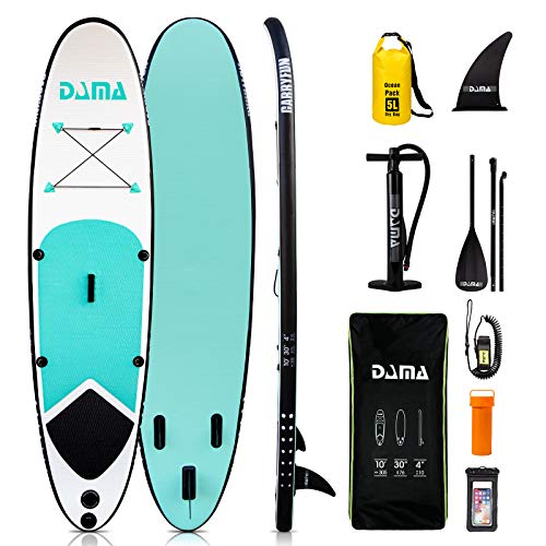 DAMA Inflatable Paddle Board 10