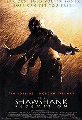 1art1 Cadena Perpetua - Rain, Tim Robbins, Morgan Freeman Póster (98 x 68cm)