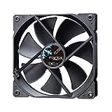 Fractal Design Dynamic X2 GP-14 Black, Lüfter für (High End) Gaming PC Gehäuse, schwarz