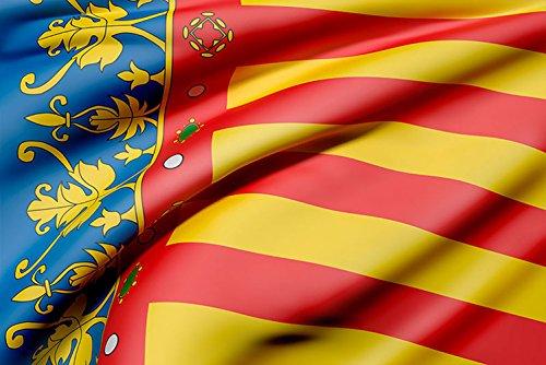 Oedim Bandera de La Comunidad Valenciana 85x150cm |