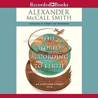 The World According to Bertie audiobook cover art
