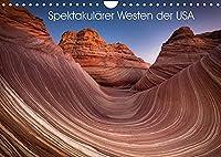 Spektakulaerer Westen der USA (Wandkalender 2022 DIN A4 quer): Ein USA-Kalender der einige andere High-Lights setzt als der gaengige Reisefuehrer. (Monatskalender, 14 Seiten )