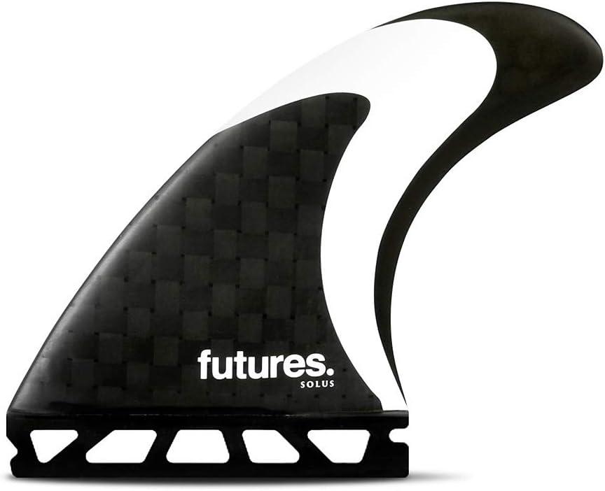 Futures Solus Now on sale Generation Series Thruster Set Medium Seattle Mall Fin