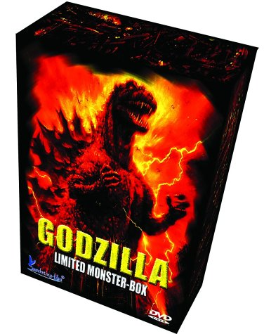Godzilla - Limited Monster Box [8 DVDs]