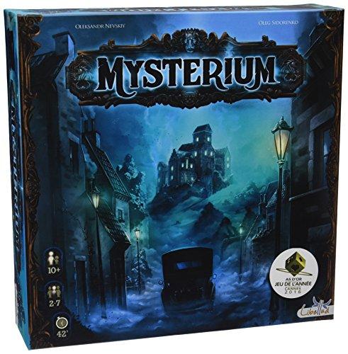 Asmodee – Mysterium-Edition auf Spanisch (MYS01ES)