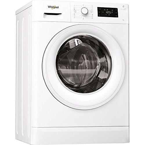 Whirlpool fwsg71253W freistehend Lade Front 7kg 1200U/min A + + + Weiß Waschmaschine