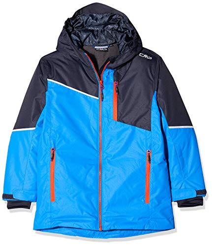 CMP Jungen Skijacke 39W1884 Jacke, Royal, 176