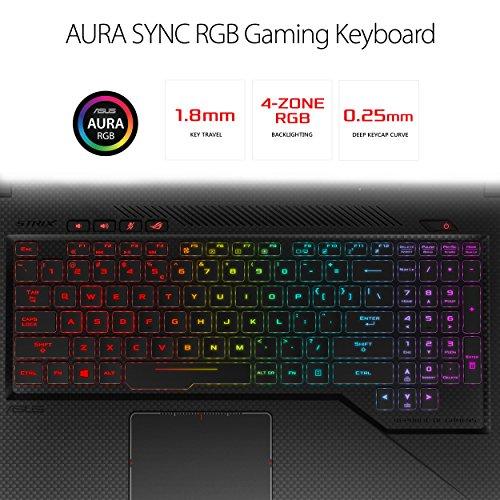 "17.3"" ASUS ROG Strix 144Hz Full HD IPS 3ms 8th Gen Core-i7, GTX 1070 Gaming Laptop (2019)"