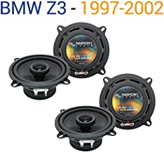Compatible with BMW Z3 1997-2002 Factory Speaker Replacement Harmony (2) R5 Coax Package New