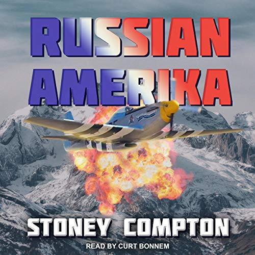 Russian Amerika audiobook cover art