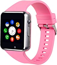 Hocent Smart Watch, Smartwatch with SD Card Camera Pedometer Phone Call Text SNS SMS Sync..