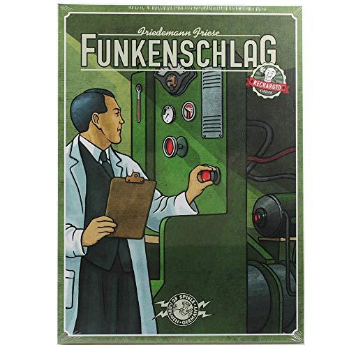 Unbekannt 2F-Spiele Funkenschlag - Recharged Version 2019 (deutsch)