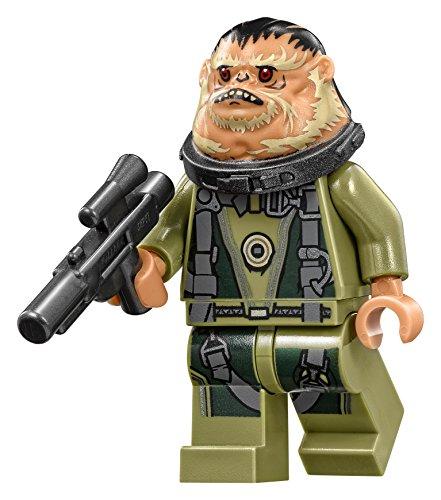 Vaisseau Rebelle Chasseur U-Wing Fighter LEGO Star Wars 75155 - 659 Pièces - 7
