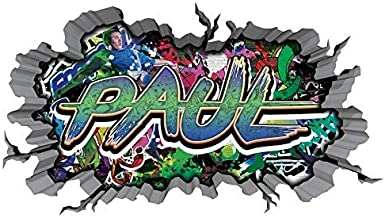 Suchergebnis Auf Amazon De Fur Wandtattoo Graffiti Name