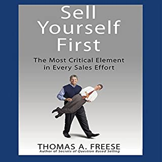 Sell Yourself First cover art