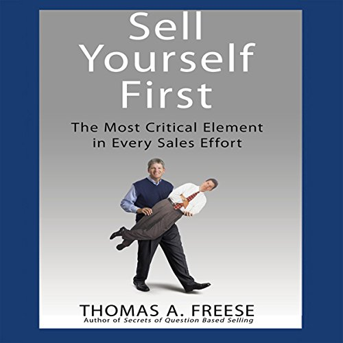 Sell Yourself First audiobook cover art