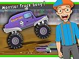 Monster Truck Song by Blippi - Monster Trucks for Children