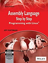 Assembly Language Step by Step: Programming with Linux, 3ed by Jeff Duntemann (2009-08-06)