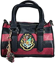 Harry Potter Hogwart's Crest Satchel Handbag with Charm