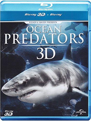 Ocean Predators (Blu-Ray 3D+Blu-Ray) [Italia] [Blu-ray]