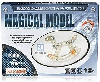 Magical Model, DIY Horse Build & Play - 28 Pieces