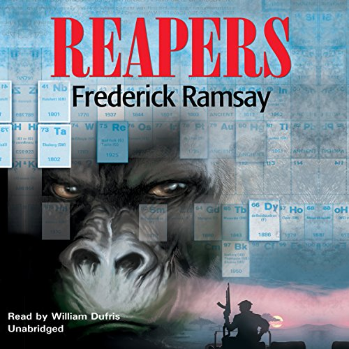 Couverture de Reapers