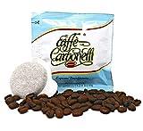 Caffè Carbonelli Cialde Decaffeinato - 150 Pezzi Cialde - Compatibile E.S.E. dm 44