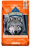 Blue Buffalo Wilderness High Protein Grain Free, Natural Adult Large Breed Dry Dog