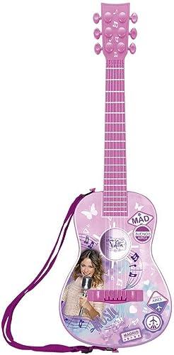 Lexibook - Guitare Acoustique 78 cm - (Violetta)