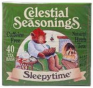 Celestial Seasonings Sleepytime Herbal Tea, 20 Count (Pack of 2)