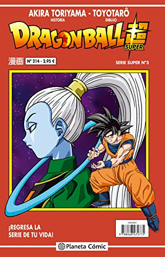 Dragon Ball Serie roja nº 214: 222 (Manga Shonen)