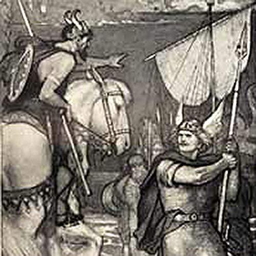 Page de couverture de Beowulf