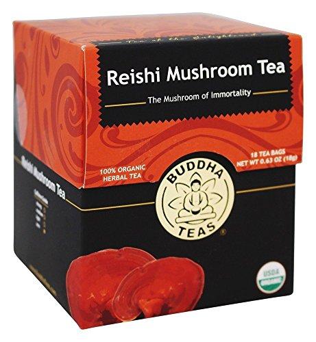 Buddha Teas Tea, Og1, Reishi Mushroom