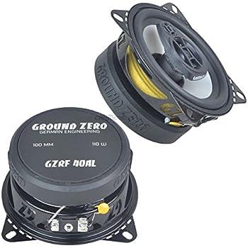 Ground Zero Lautsprecher für ALFA ROMEO GTV  1994-2005  Koaxial