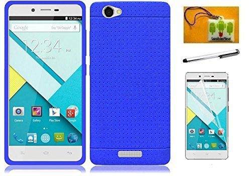 BLU Studio Energy D810L (AT & T, Metro PCS, T-Mobile) , New Ultra Thin Rugged Silicone Gel Skin Soft - http://coolthings.us