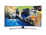 Samsung UE55MU6500UXZT UHD Smart TV 55', Serie MU6500, Tecnologia LED, Argento