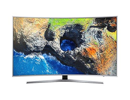 "Samsung UE65MU6500TXZT UHD Smart TV 65"", Serie MU6500, Tecnologia LED, Argento"