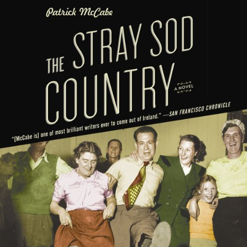 The Stray Sod Country audiobook cover art