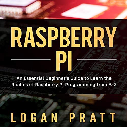 Raspberry Pi cover art