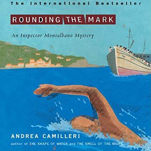 Rounding the Mark audiobook cover art