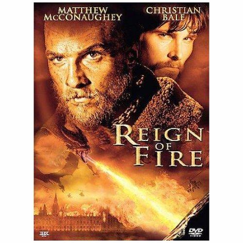 REIGN OF FIRE (DVD/2.35/DD 5.1/FR-DUB/SP-SUB) REIGN OF FIRE (DVD/2.35/DD 5.1/FR-