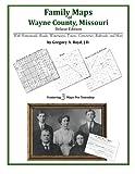 Family Maps of Wayne County, Missouri