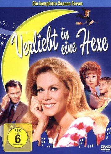Verliebt in eine Hexe - Season 7 (4 DVDs)